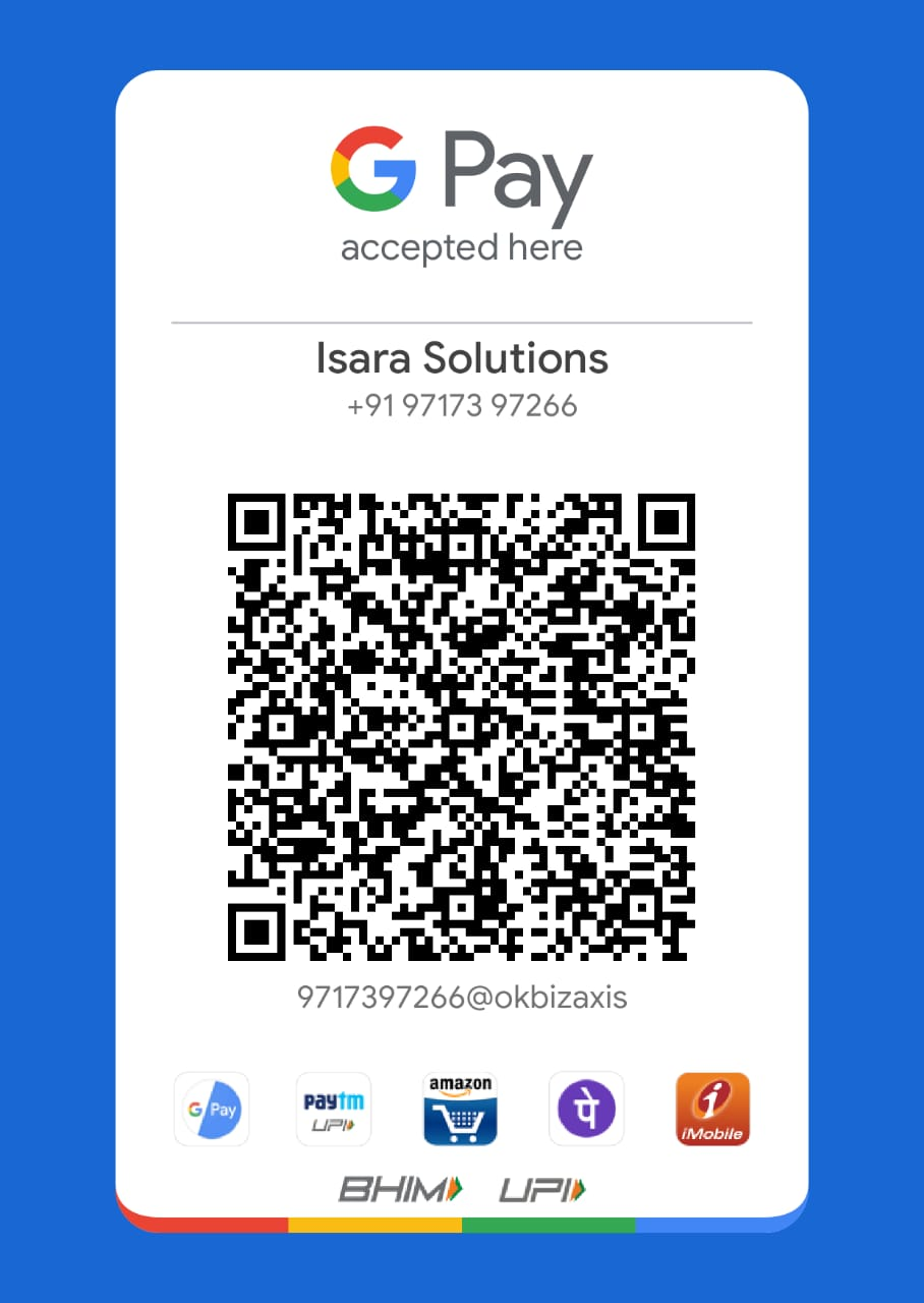 G Pay isara solutions